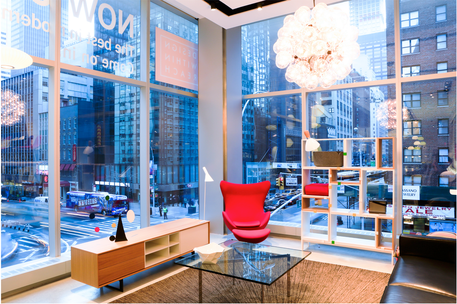 design within reach nyc Design Within Reach, 57th Street NYC | DFA design within reach nyc